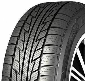 NANKANG snow viva sv-2 155/70 R13 75T TL M+S 3PMSF, zimní pneu, osobní a SUV