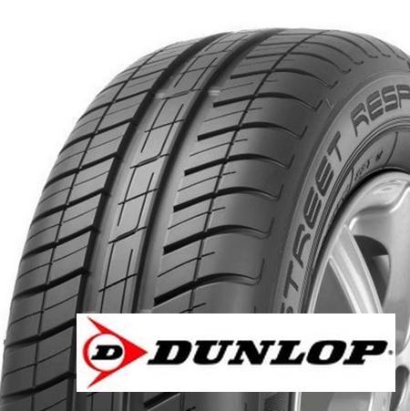 DUNLOP sp street response 2 185/60 R14 82T TL, letní pneu, osobní a SUV