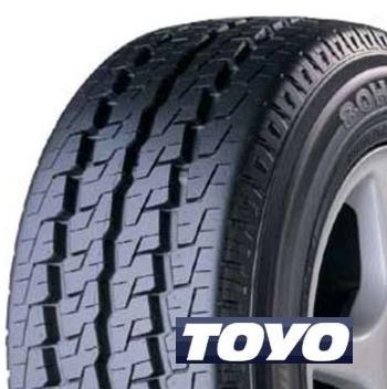 TOYO h08 215/80 R14 112S, letní pneu, VAN
