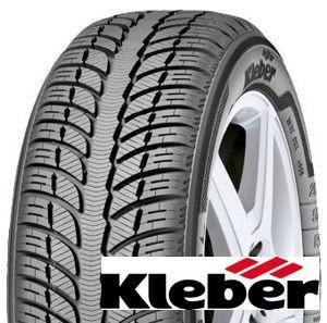 KLEBER quadraxer 155/65 R14 75T TL M+S 3PMSF, celoroční pneu, osobní a SUV