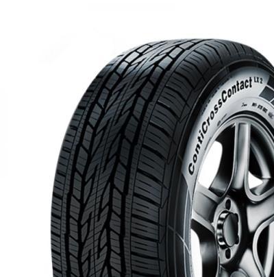 CONTINENTAL conti cross contact lx2 225/70 R15 100T TL BSW M+S FR, letní pneu, osobní a SUV