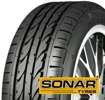 SONAR SX 9 235/55 R19 101W, letní pneu, osobní a SUV