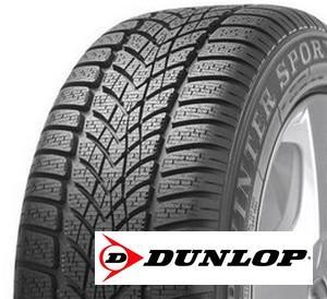DUNLOP sp winter sport 4d 235/55 R19 101V TL M+S 3PMSF MFS, zimní pneu, osobní a SUV