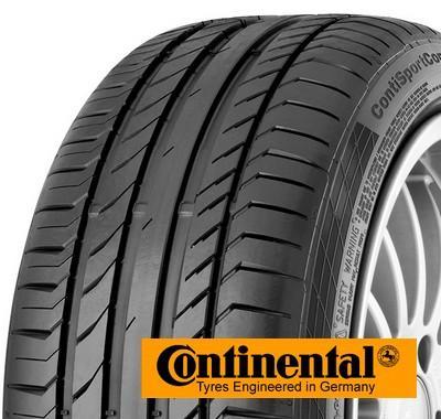 CONTINENTAL conti sport contact 5 225/50 R17 94W TL ROF SSR, letní pneu, osobní a SUV