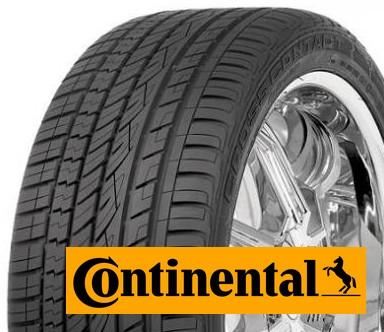 CONTINENTAL conti cross contact uhp 255/55 R18 109Y TL XL FR, letní pneu, osobní a SUV