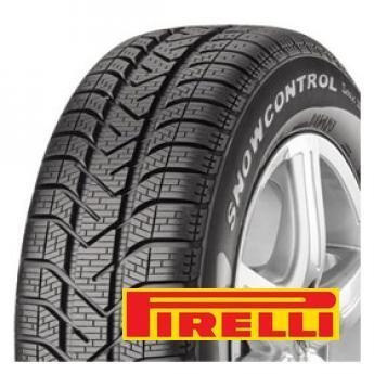 PIRELLI winter 190 snowcontrol serie 3 185/55 R15 82T TL M+S 3PMSF ECO, zimní pneu, osobní a SUV