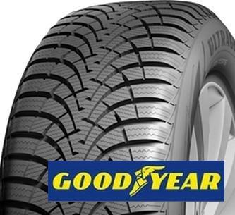 GOODYEAR ultra grip 9 195/55 R16 87T TL M+S 3PMSF, zimní pneu, osobní a SUV