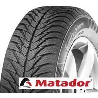 MATADOR mp54 sibir snow 155/65 R14 75T TL M+S 3PMSF, zimní pneu, osobní a SUV