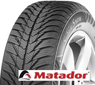 MATADOR mp54 sibir snow 165/60 R14 79T TL XL M+S 3PMSF, zimní pneu, osobní a SUV