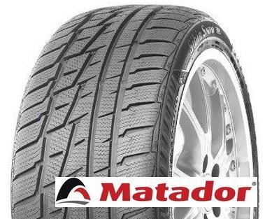 MATADOR mp92 sibir snow suv 235/55 R18 100H TL M+S 3PMSF FR, zimní pneu, osobní a SUV