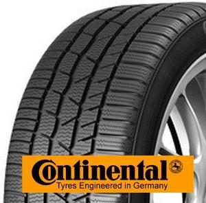 CONTINENTAL conti winter contact ts 830 p 255/40 R18 99V TL XL M+S 3PMSF FR, zimní pneu, osobní a SUV