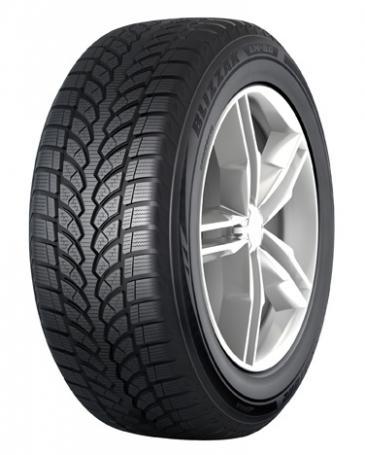 BRIDGESTONE blizzak lm80 evo 235/55 R18 100H TL M+S 3PMSF FR, zimní pneu, osobní a SUV