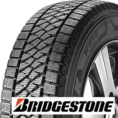BRIDGESTONE blizzak w810 195/65 R16 104T TL C M+S 3PMSF, zimní pneu, VAN