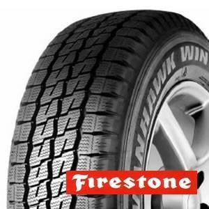 FIRESTONE vanhawk winter 195/75 R16 107R TL C M+S 3PMSF, zimní pneu, VAN