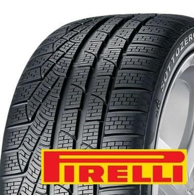 PIRELLI winter 210 sottozero serie ii 205/55 R17 91H TL ROF M+S 3PMSF, zimní pneu, osobní a SUV