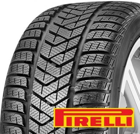 PIRELLI winter sottozero 3 255/45 R19 104V TL XL M+S 3PMSF FP, zimní pneu, osobní a SUV