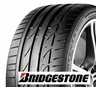 BRIDGESTONE potenza s001 205/50 R17 89W TL ROF FP, letní pneu, osobní a SUV