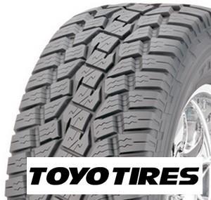 TOYO open country a/t 285/70 R17 117T TL, letní pneu, osobní a SUV