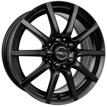 """alu kola PROLINE CX100 dark 6,5x15"""" 4x108 ET21 65,1"""