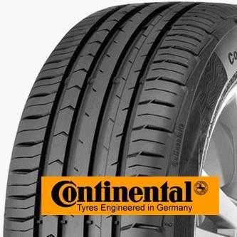 CONTINENTAL conti premium contact 5 235/55 R17 103W TL XL, letní pneu, osobní a SUV