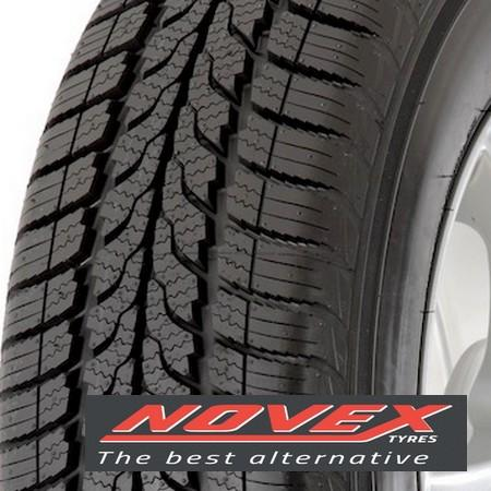 NOVEX all season 195/50 R15 86V TL XL M+S 3PMSF, celoroční pneu, osobní a SUV