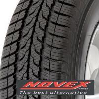 NOVEX all season 155/80 R13 83T TL XL M+S 3PMSF, celoroční pneu, osobní a SUV