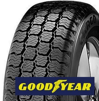 GOODYEAR cargo vector 205/75 R16 110R, celoroční pneu, VAN