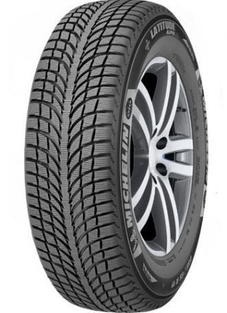 MICHELIN latitude alpin la2 255/60 R17 110H TL XL M+S 3PMSF GREENX, zimní pneu, osobní a SUV