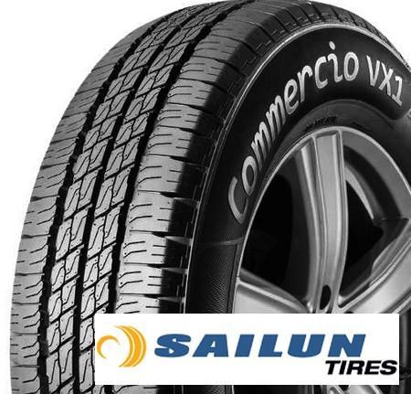 SAILUN commercio vx1 205/75 R16 110R TL C M+S 8PR BSW, letní pneu, VAN