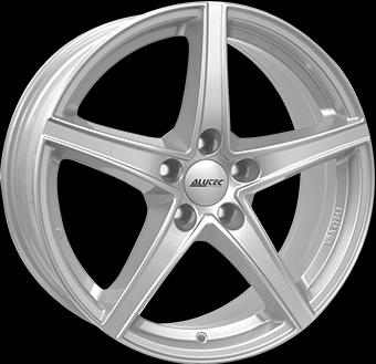"alu kola ALUTEC RAPTR ps polar-silber - stříbrné 7,5x17"" 5x120 ET35 72,6"