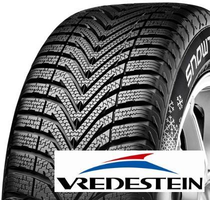 VREDESTEIN snowtrac 5 195/55 R15 85H TL M+S 3PMSF, zimní pneu, osobní a SUV