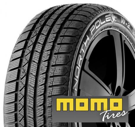 MOMO w-2 north pole 215/45 R17 91V TL XL M+S W-S, zimní pneu, osobní a SUV