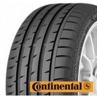 CONTINENTAL conti sport contact 3 245/40 R18 93Y TL ZR FR, letní pneu, osobní a SUV