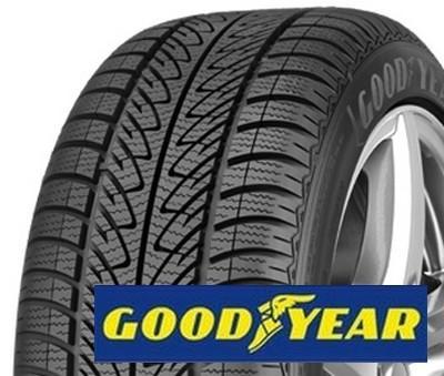 GOODYEAR ultra grip 8 performance 205/60 R16 92H TL ROF M+S 3PMSF FP, zimní pneu, osobní a SUV