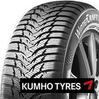 KUMHO wp51 185/60 R15 88T TL XL M+S 3PMSF, zimní pneu, osobní a SUV