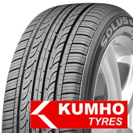 KUMHO kh25 205/55 R17 91V TL M+S, letní pneu, osobní a SUV