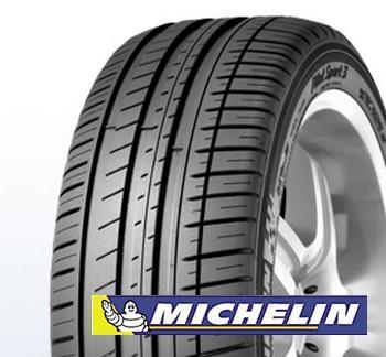 MICHELIN pilot sport 3 245/35 R20 95Y TL XL ZP ROF ACOUSTIC FP, letní pneu, osobní a SUV