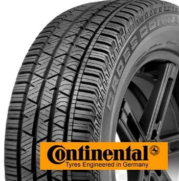 CONTINENTAL conti cross contact lx sport 235/55 R19 101H TL ROF SSR M+S BSW, letní pneu, osobní a SUV