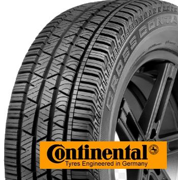 CONTINENTAL conti cross contact lx sport 275/45 R21 107H TL BSW M+S, letní pneu, osobní a SUV