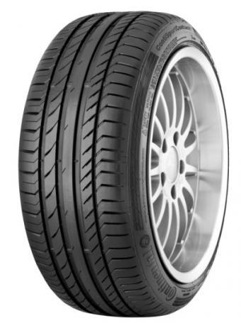CONTINENTAL conti sport contact 5 suv 275/45 R21 107Y TL, letní pneu, osobní a SUV
